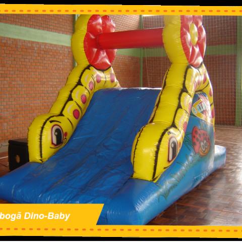 Tobogã Dino-Baby